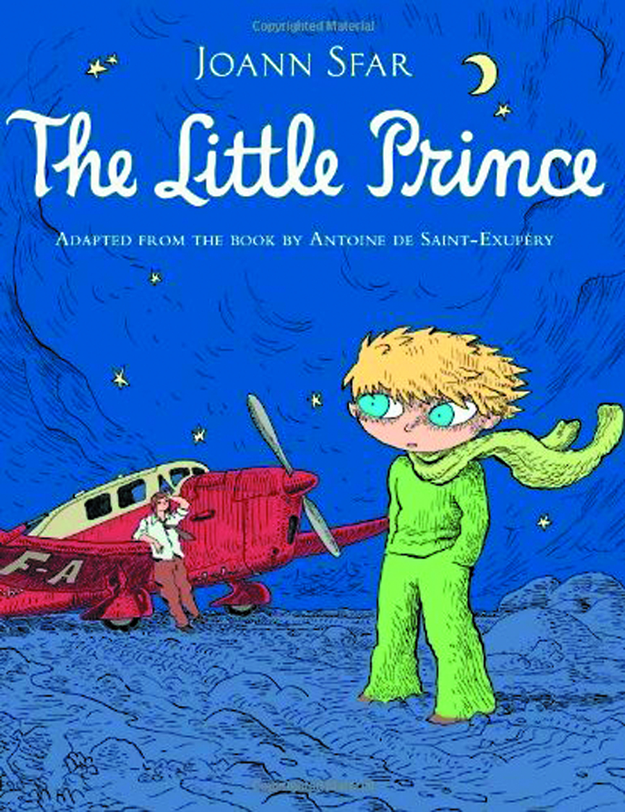 LITTLE PRINCE HC GN