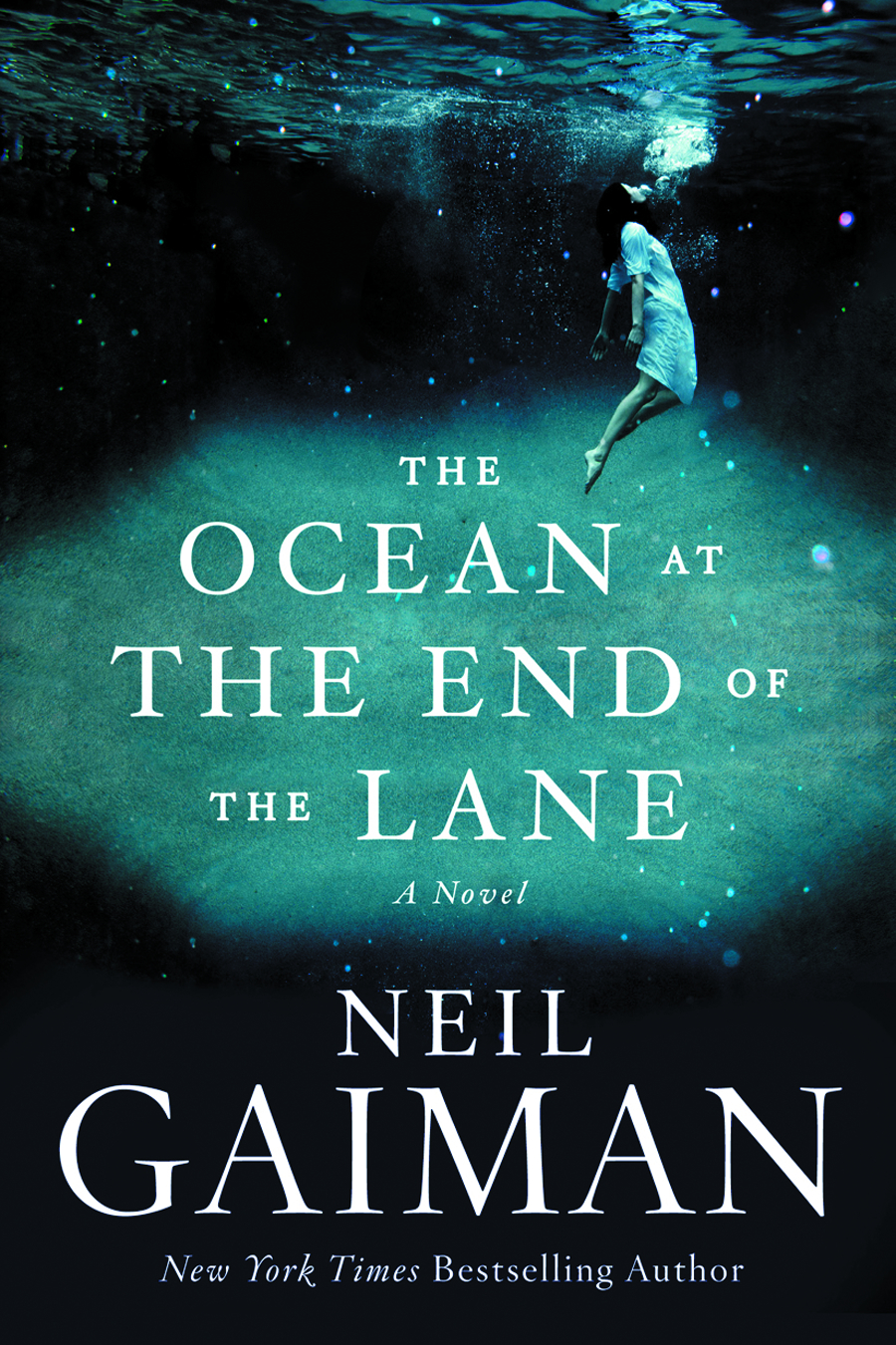 NEIL GAIMAN OCEAN AT END OF LANE NOVEL HC