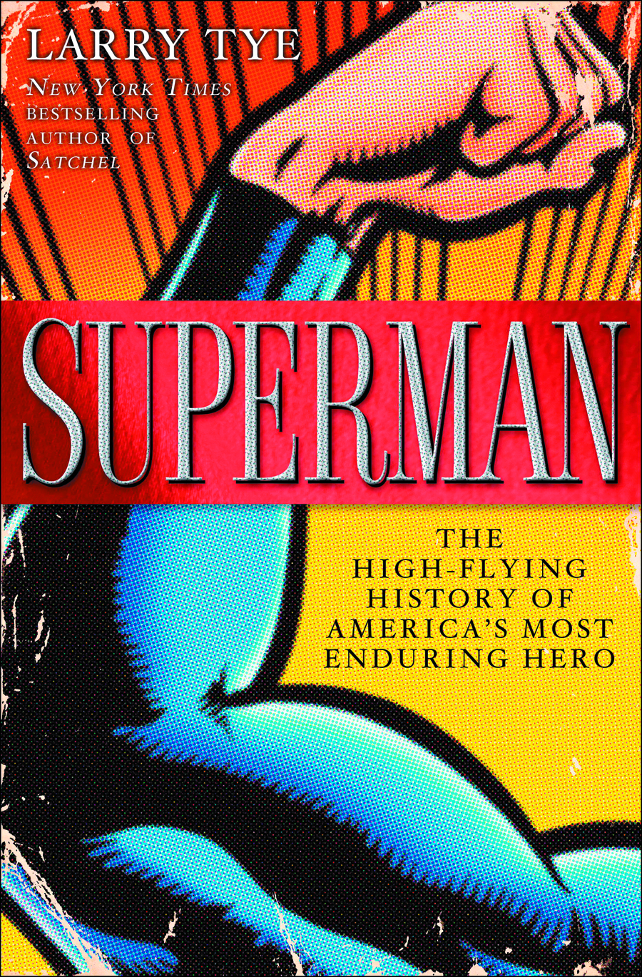 SUPERMAN HIGH FLYING HISTORY SC