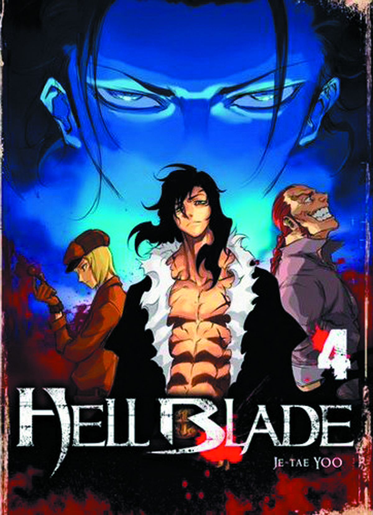JACK THE RIPPER HELL BLADE GN VOL 04