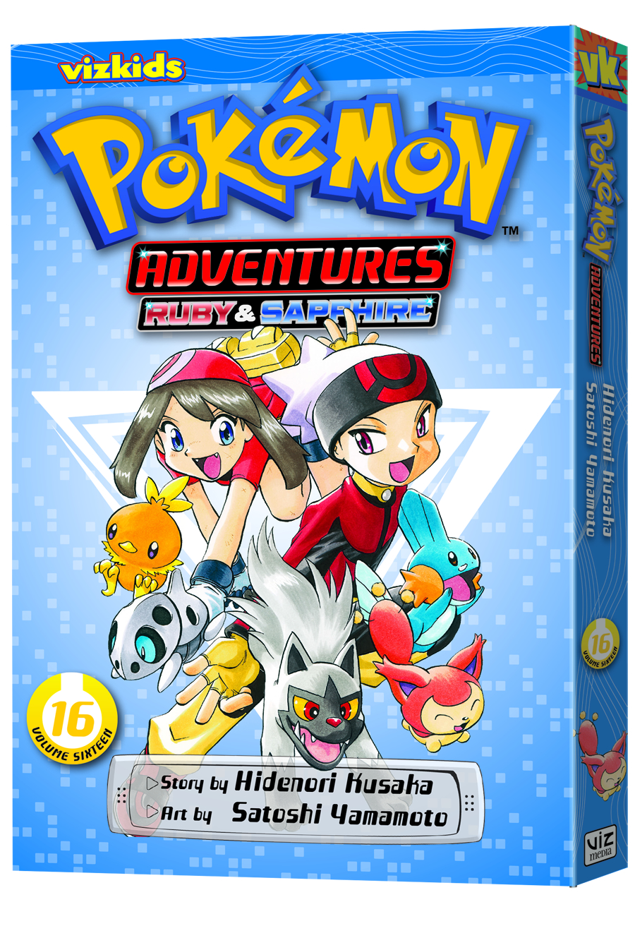 POKEMON ADVENTURES GN VOL 16 RUBY SAPPHIRE
