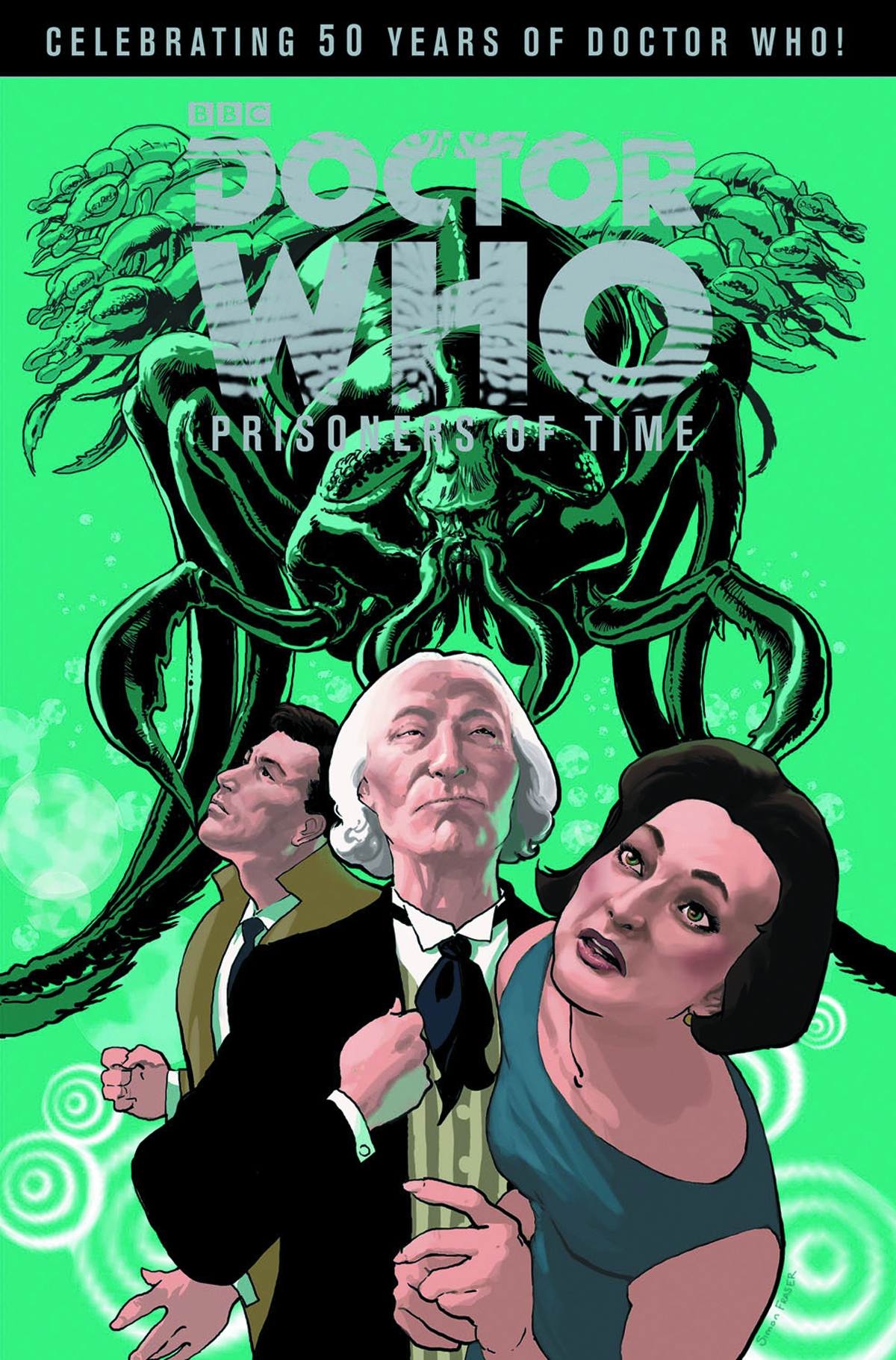 DOCTOR WHO PRISONERS OF TIME TP VOL 01