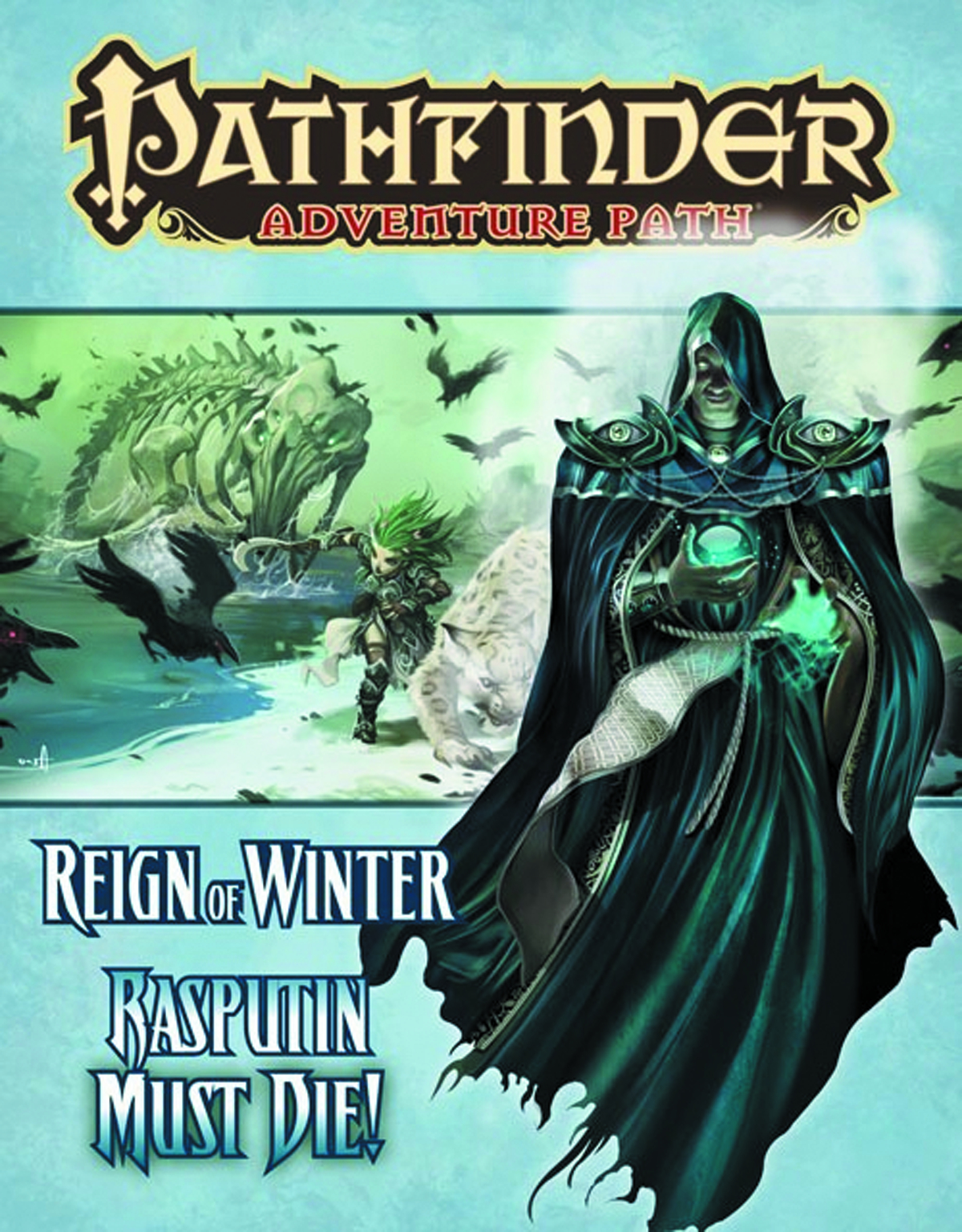 PATHFINDER ADV PATH REIGN OF WINTER PT 5 RASPUTIN MUST DIE
