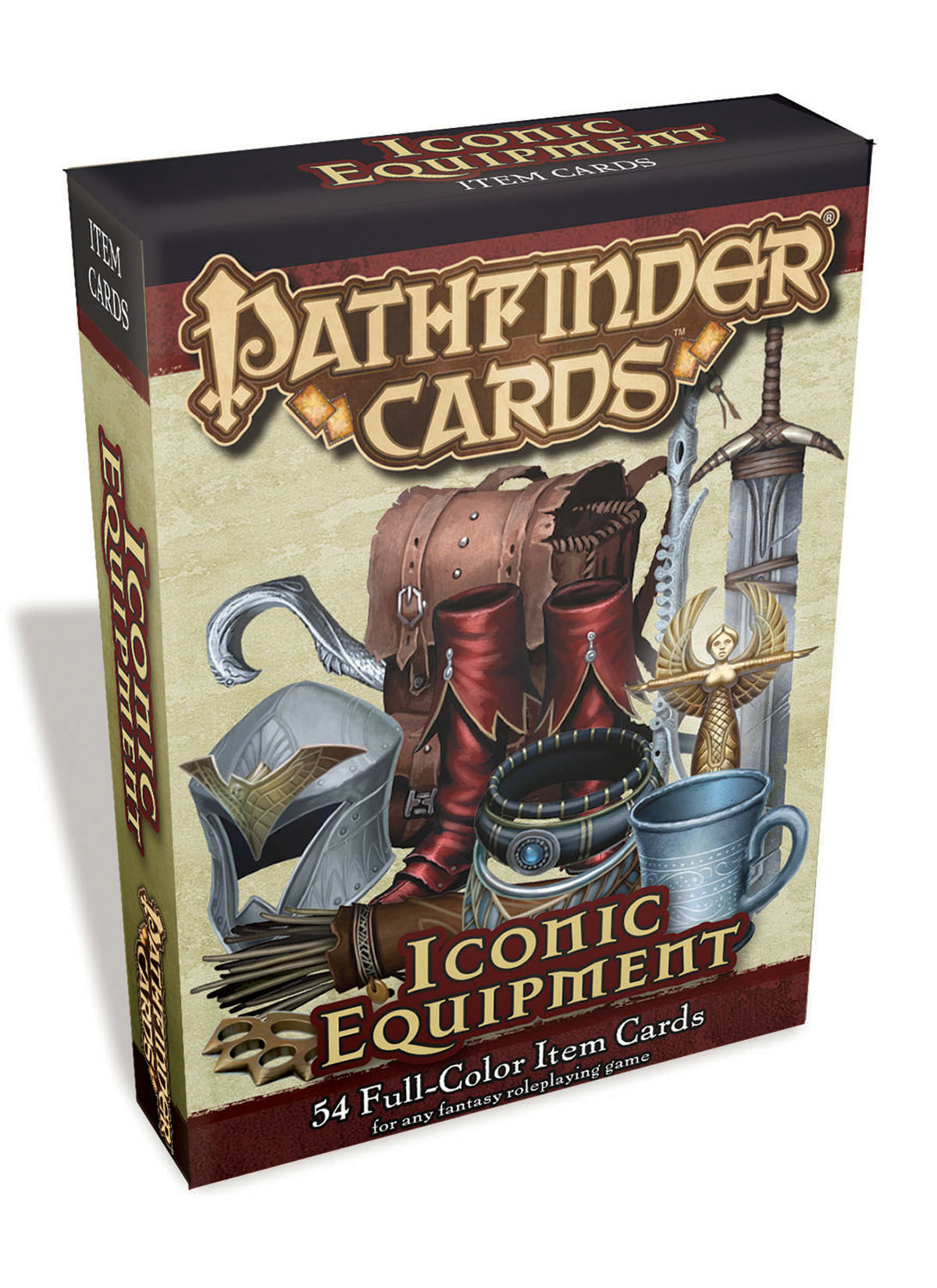 PATHFINDER ITEM CARDS ICONIC EQUIPMENT