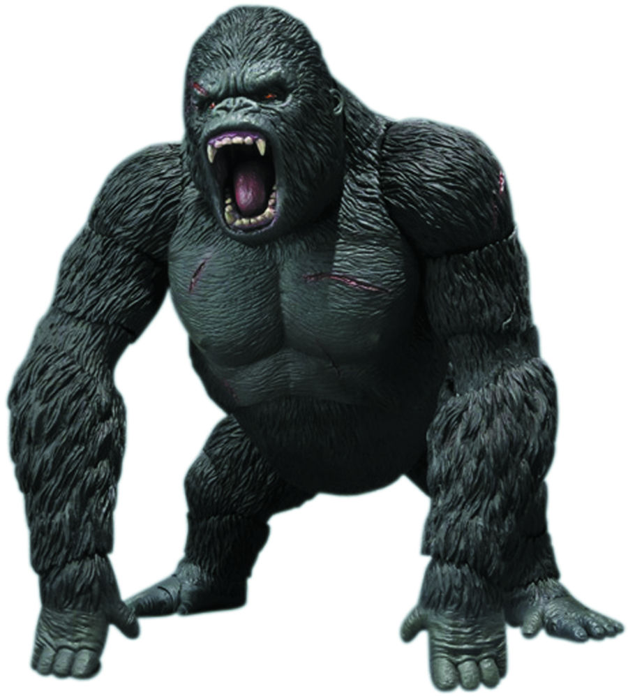 KING KONG S.H.MONSTER ARTS AF