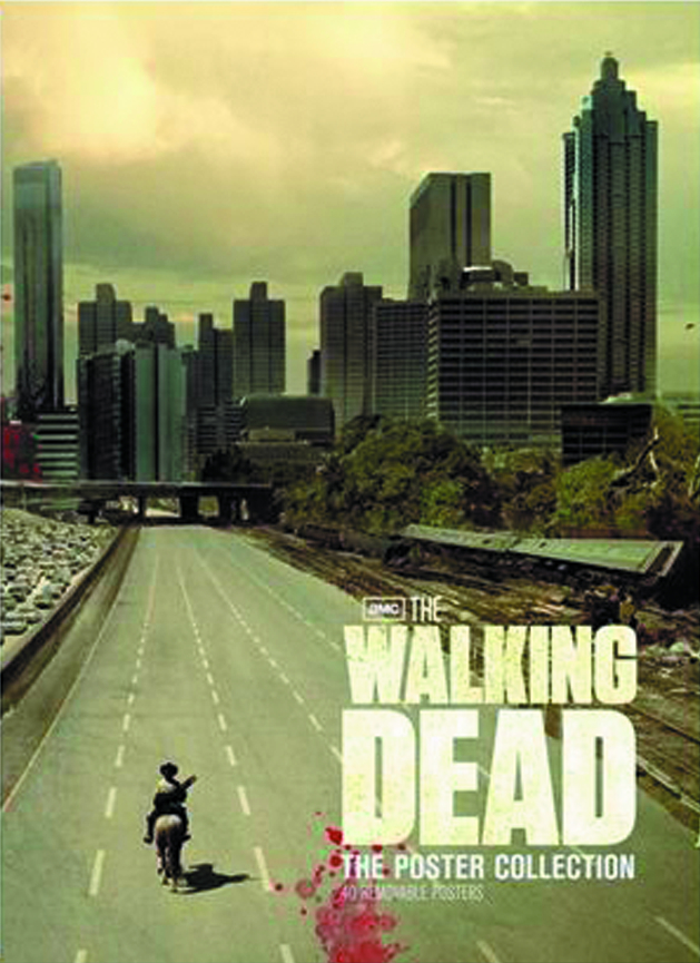 WALKING DEAD POSTER COLLECTION VOL 01