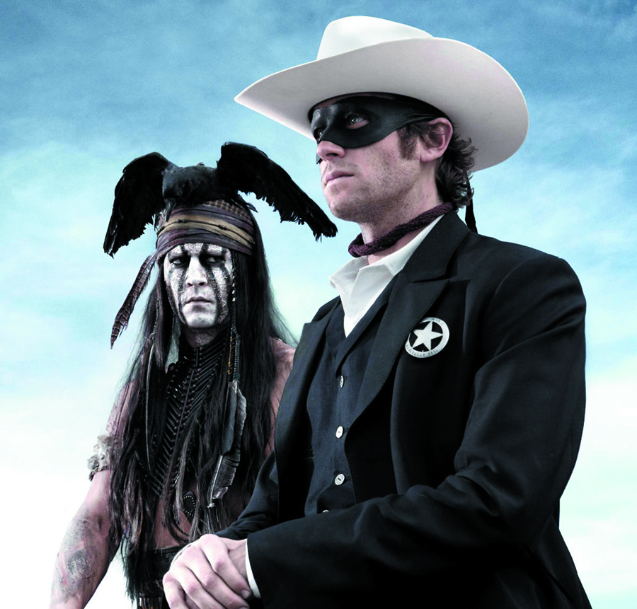 LONE RANGER BEHIND THE MASK HC