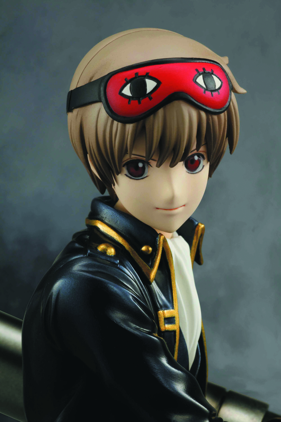 GINTAMA OKITAI SOUGO GEM PVC FIG