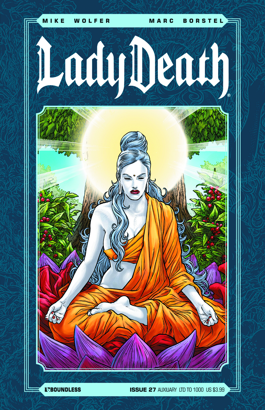 LADY DEATH (ONGOING) #27 AUXILIARY CVR