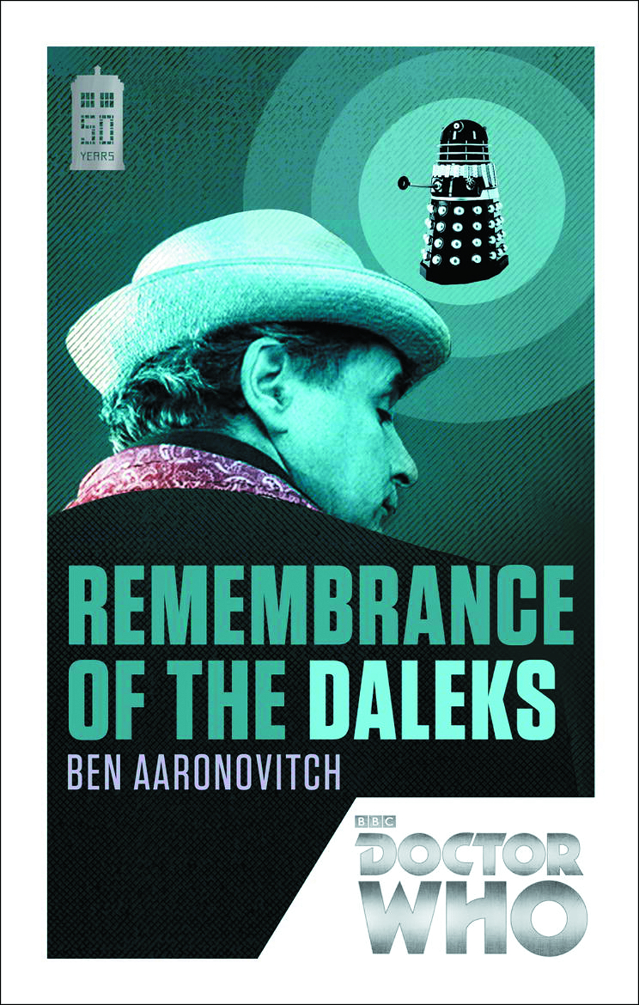 DOCTOR WHO 50TH ANNIV MMPB ED REMEMBRANCE OF DALEKS