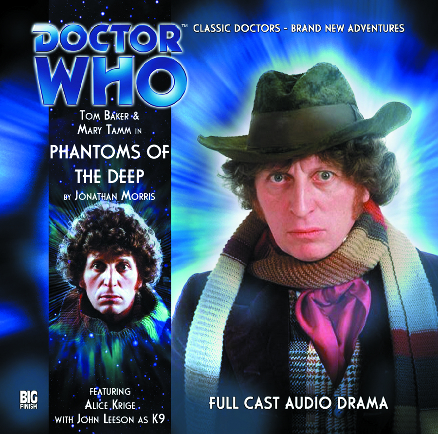 DOCTOR WHO PHANTOMS OF DEEP AUDIO CD