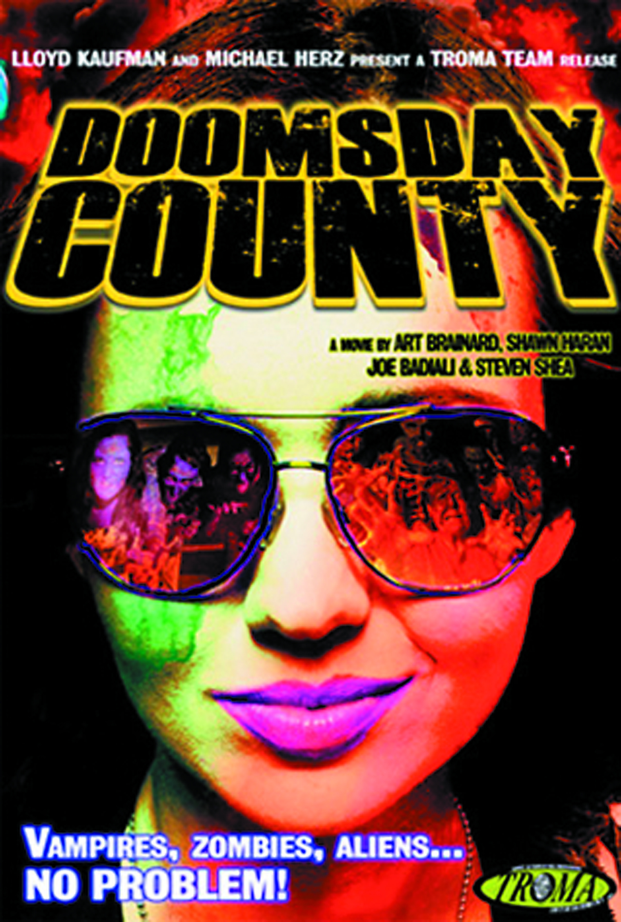 DOOMSDAY COUNTRY DVD