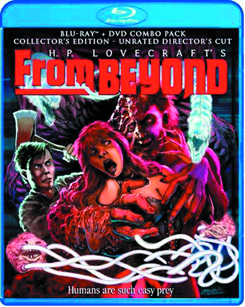 FROM BEYOND BD + DVD