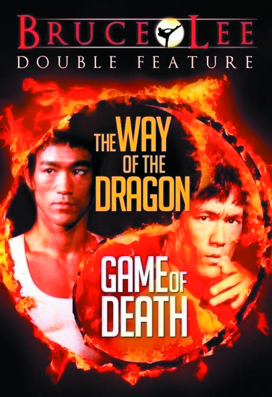 WAY OF THE DRAGON/GAME OF DEATH DVD