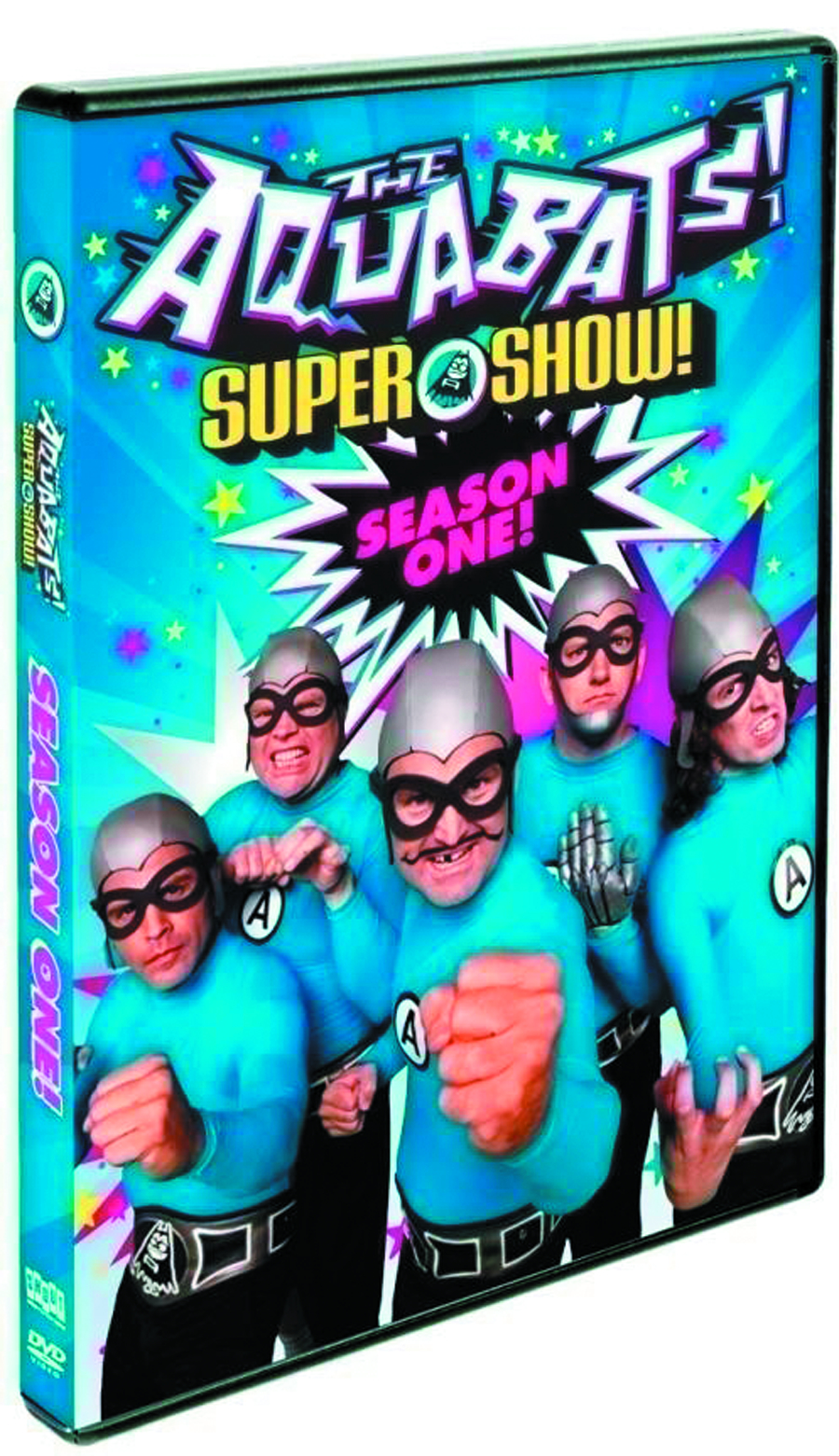 AQUABATS SUPER SHOW DVD SEA 01