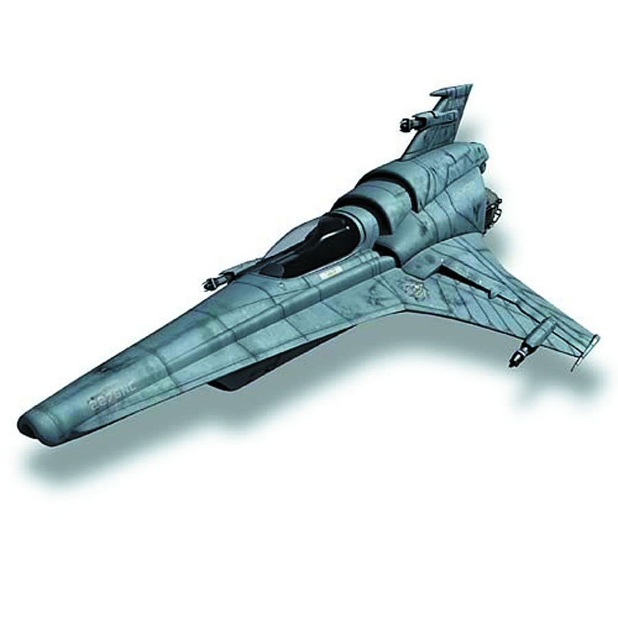 BSG VIPER MKVII ASSEMBLED MODEL KIT