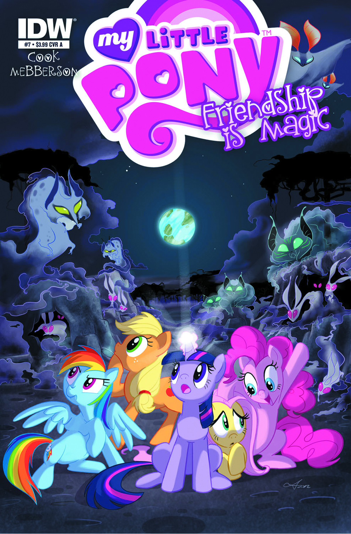 MY LITTLE PONY FRIENDSHIP IS MAGIC #7