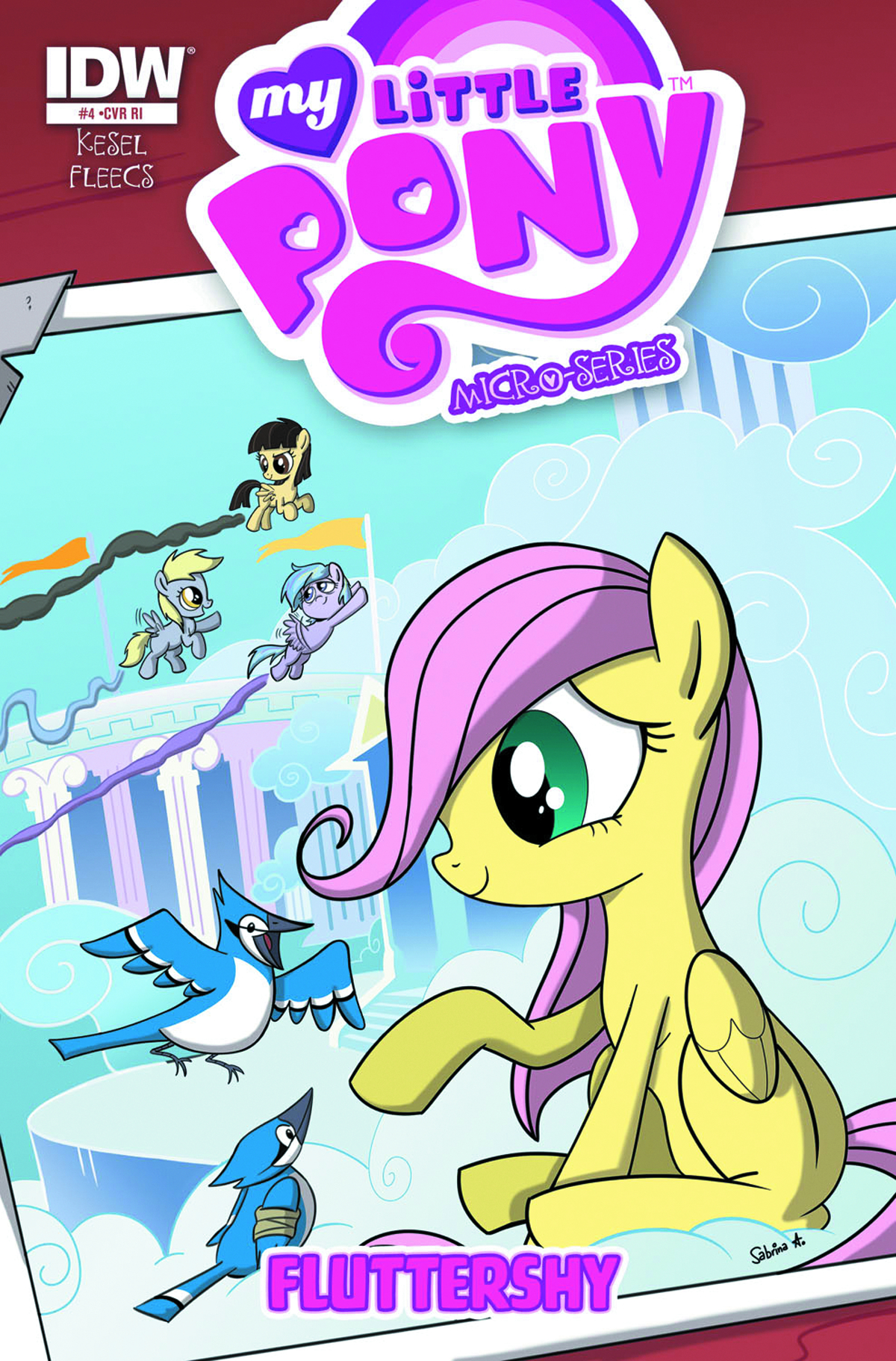 MY LITTLE PONY MICRO SERIES #4