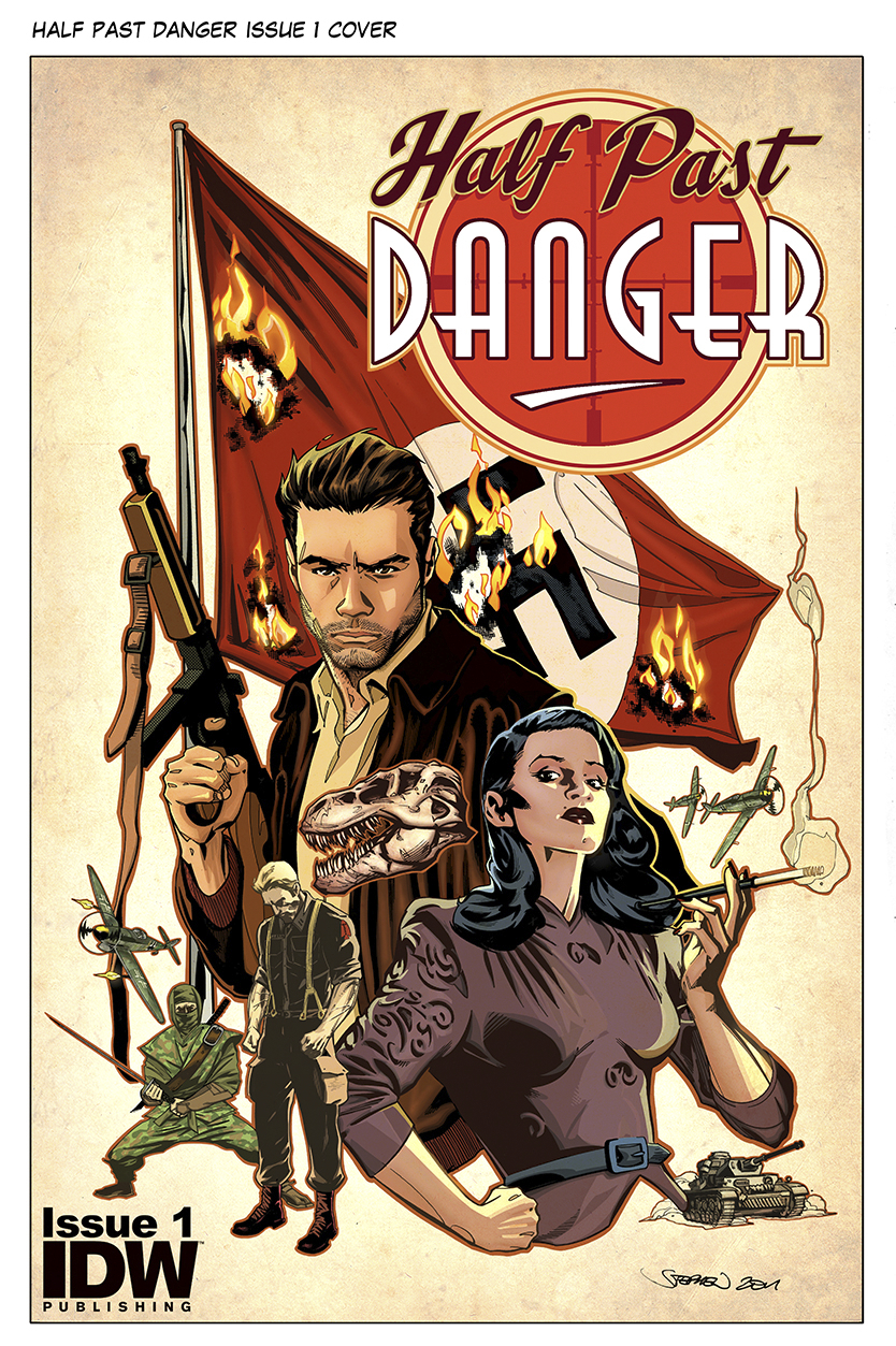 (USE JUN138204) HALF PAST DANGER #1