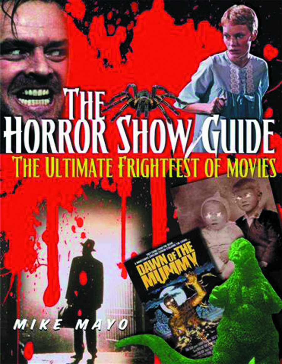HORROR SHOW GUIDE ULT FRIGHTFEST OF MOVIES 2ND ED
