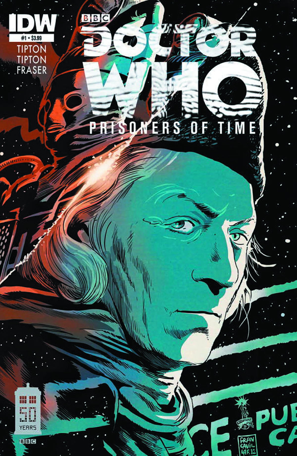 DOCTOR WHO PRISONERS OF TIME #1 (OF 12) 2ND PTG
