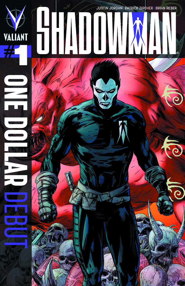 SHADOWMAN #1 ONE DOLLAR DEBUT ED