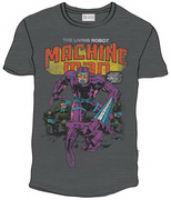MACHINE MAN PX CHARCOAL T/S LG