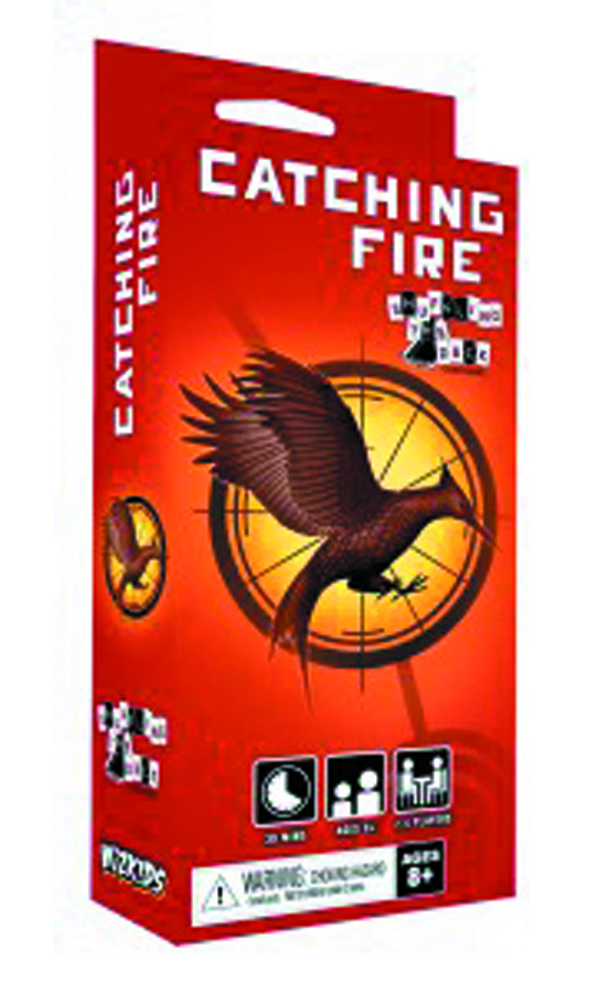 CATCHING FIRE SHUFFLING THE DECK CARD GAME