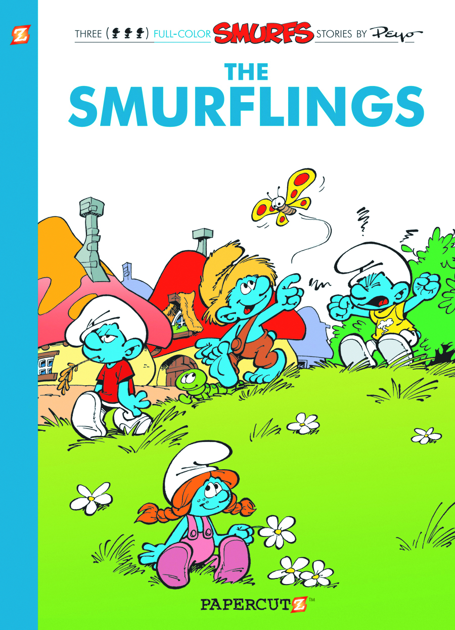 SMURFS HC VOL 15 SMURFLINGS