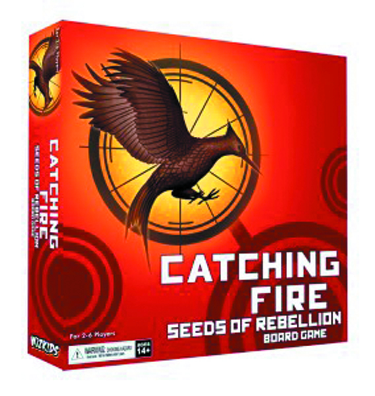 CATCHING FIRE SEEDS OF REBELLION BOARD GAME