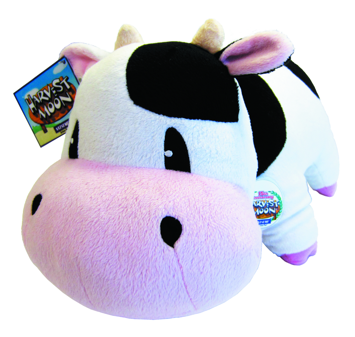 HARVEST MOON COW PLUSHIE