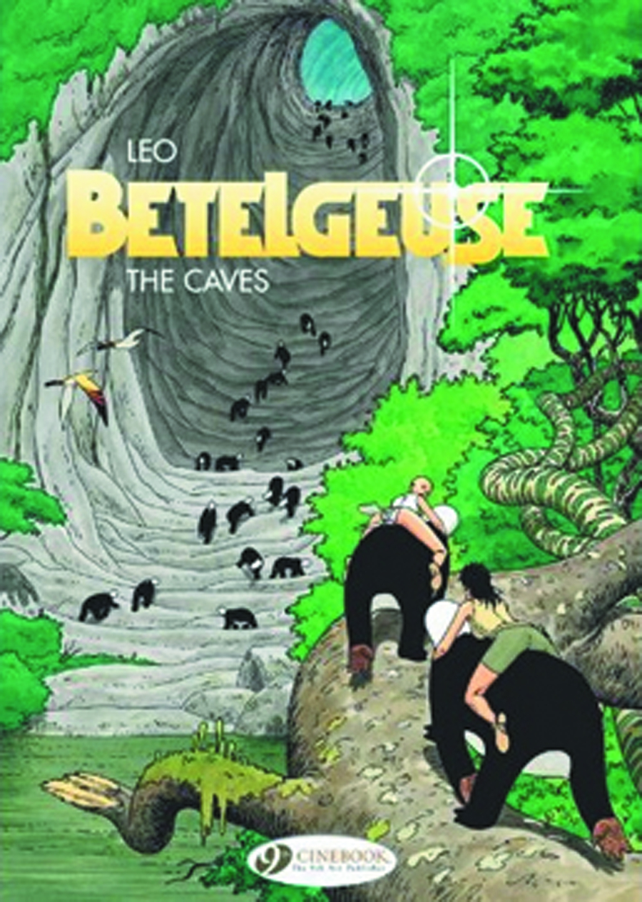BETELGEUSE TP VOL 02 CAVES