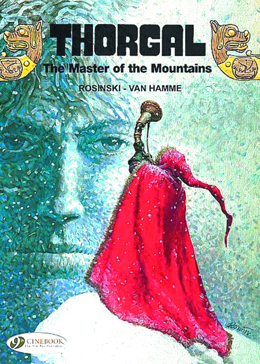 THORGAL GN VOL 07 MASTER OF MOUNTAINS