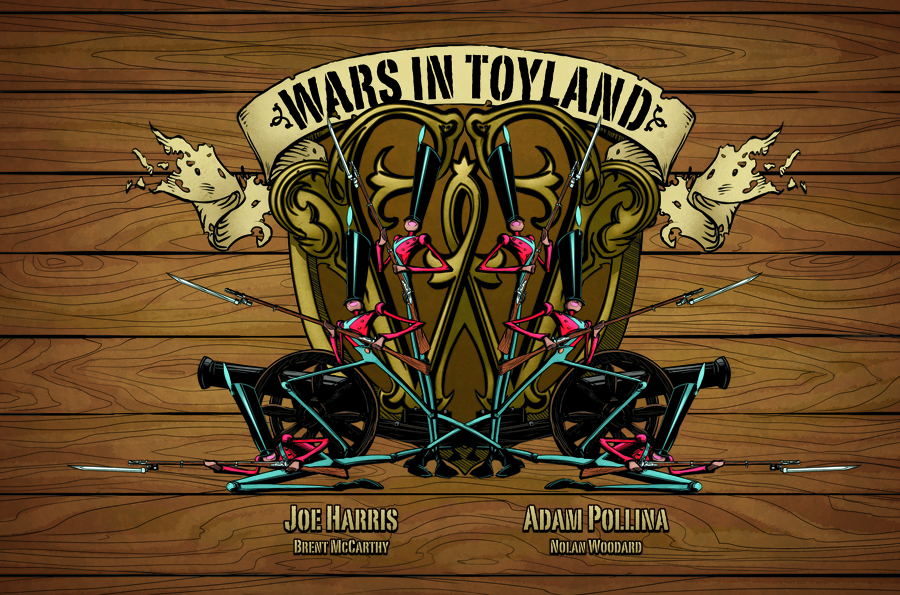 WARS IN TOYLAND HC