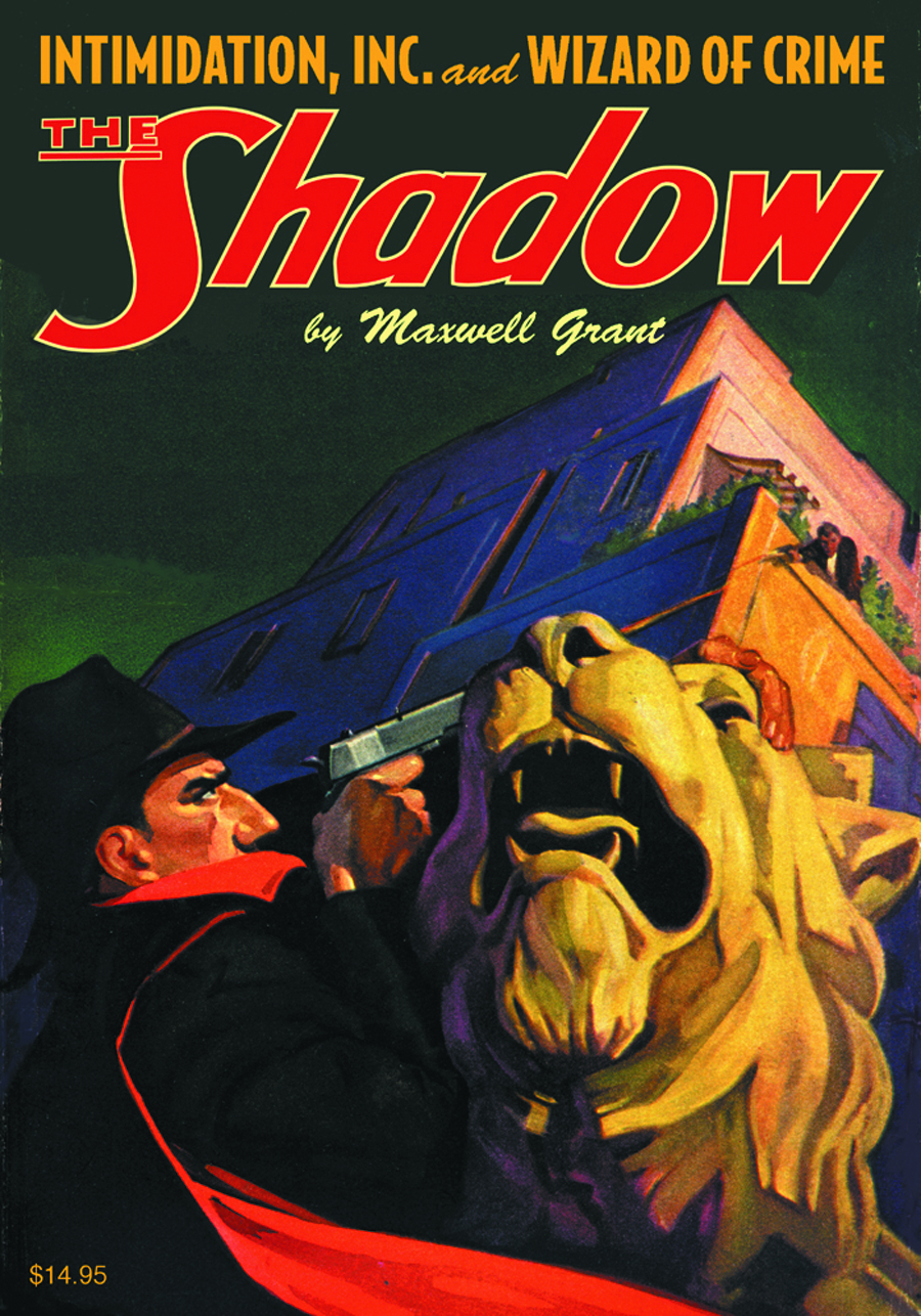 SHADOW DOUBLE NOVEL VOL 72