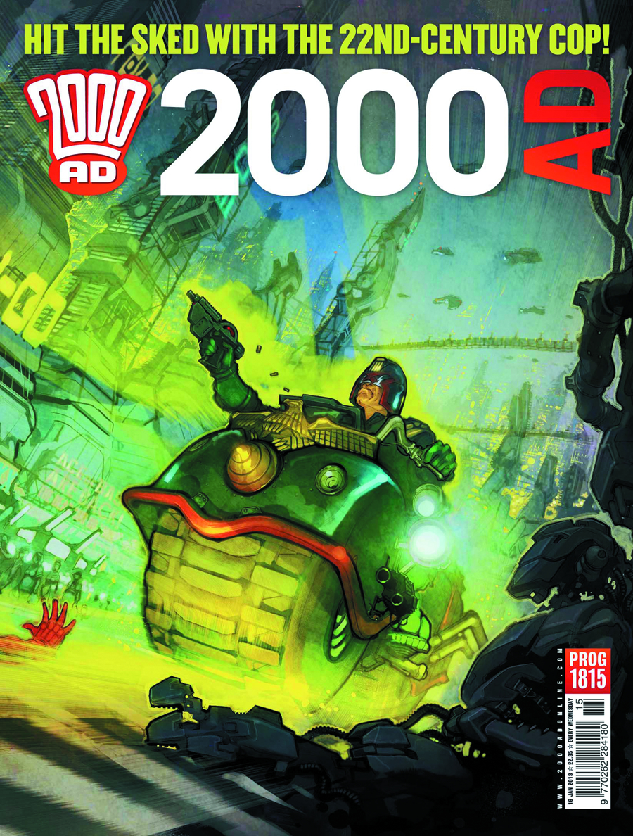 2000 AD PACK MAY 2013