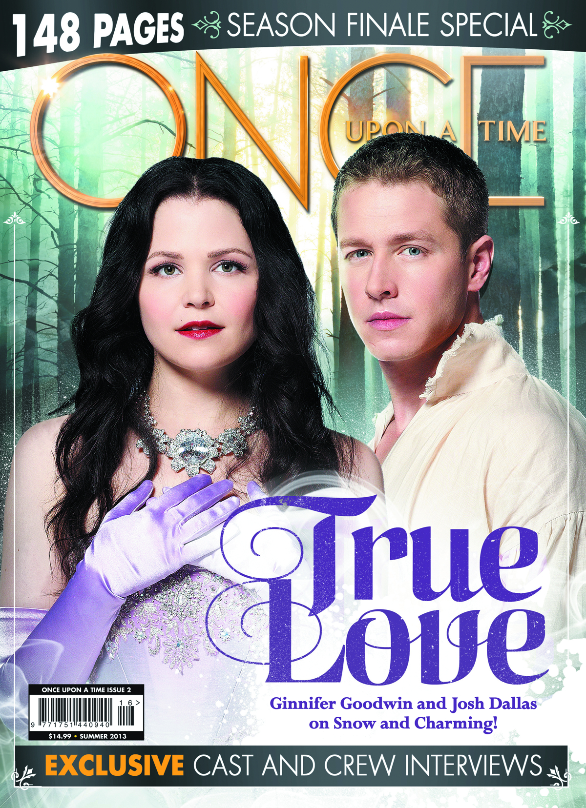ONCE UPON A TIME SOUVENIR SPECIAL MAGAZINE #2