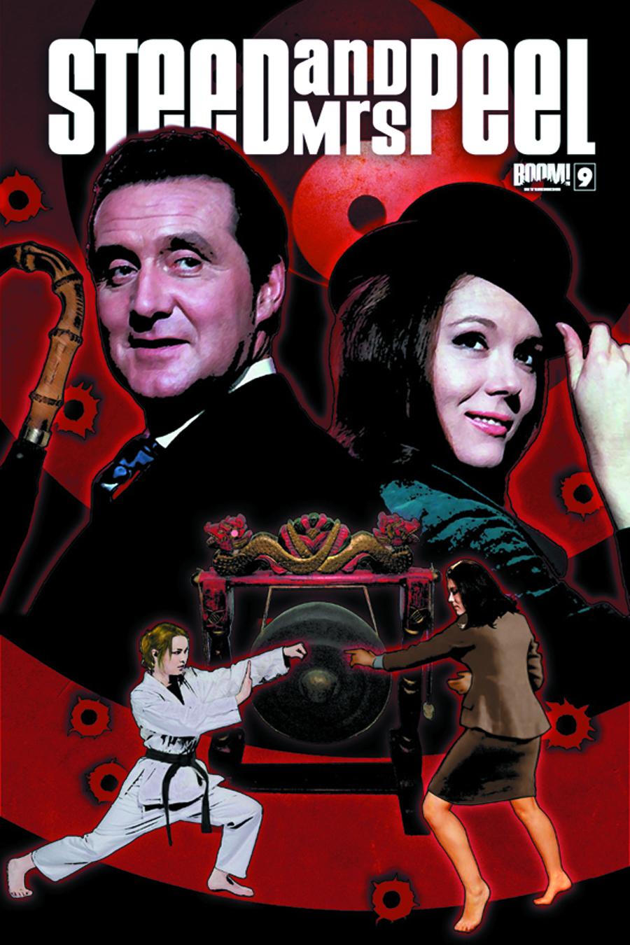 STEED AND MRS PEEL ONGOING #9