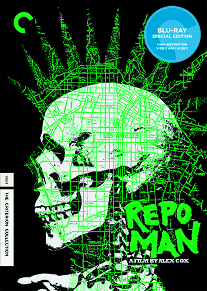 REPO MAN CRITERION COLLECTION BD