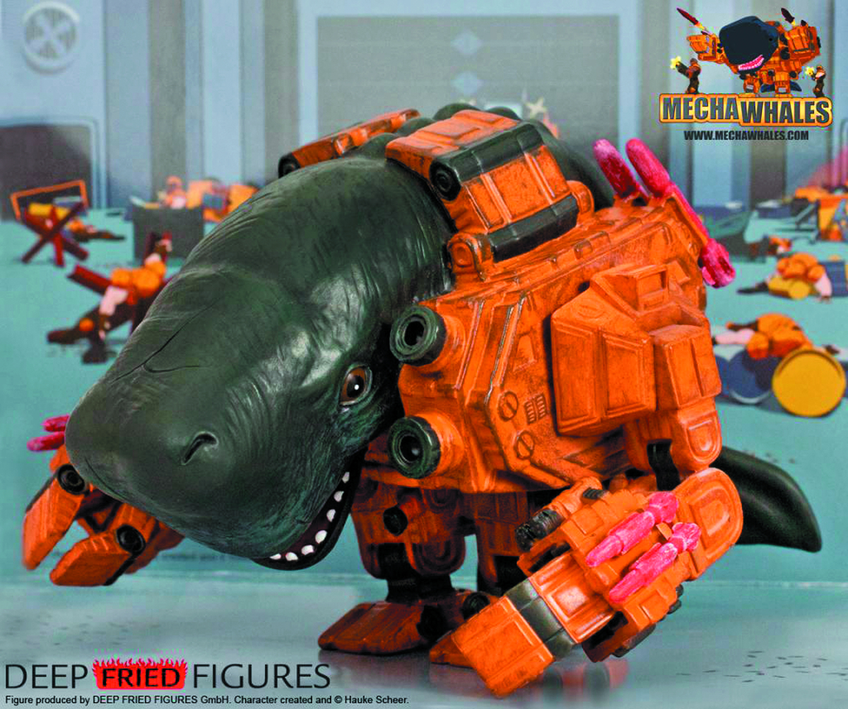 MECHAWHALES PVC FIG