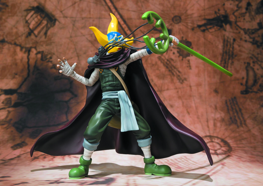 ONE PIECE SOGEKING FIGUARTS ZERO AF BATTLE VER