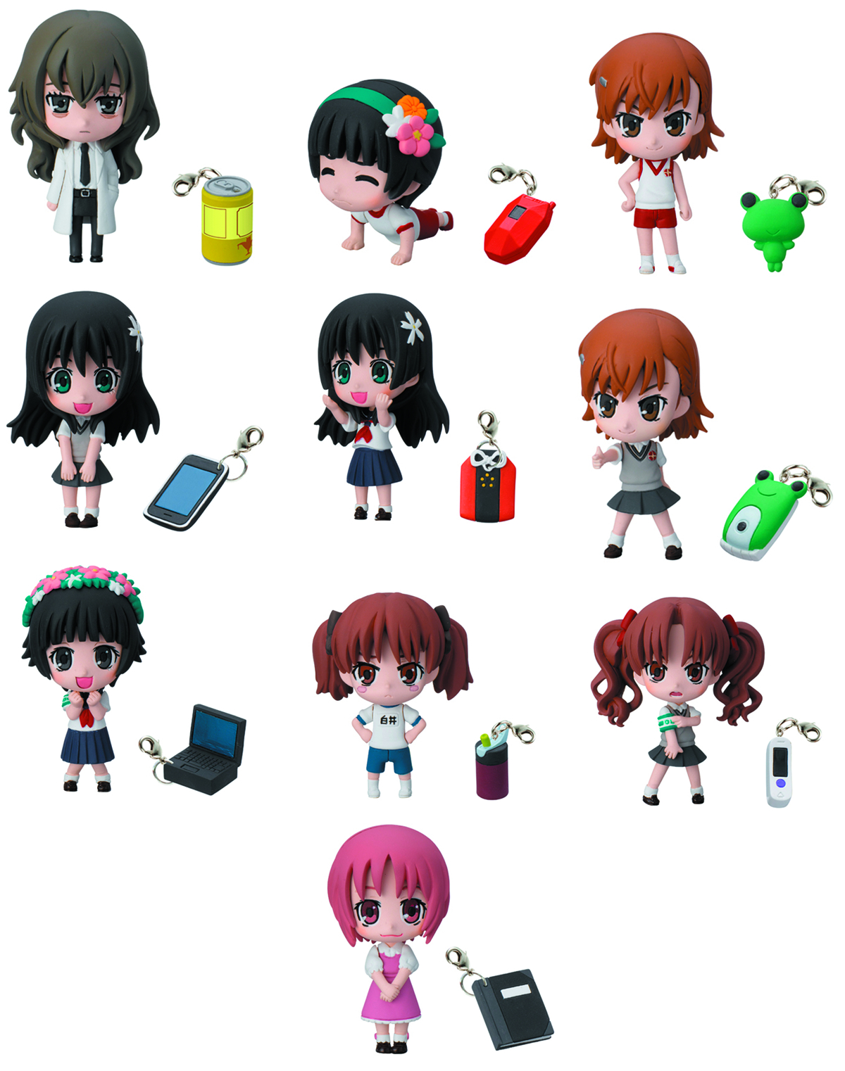 PROP PLUS PETIT CERTAIN SCIENTIFIC RAILGUN 10PC DS