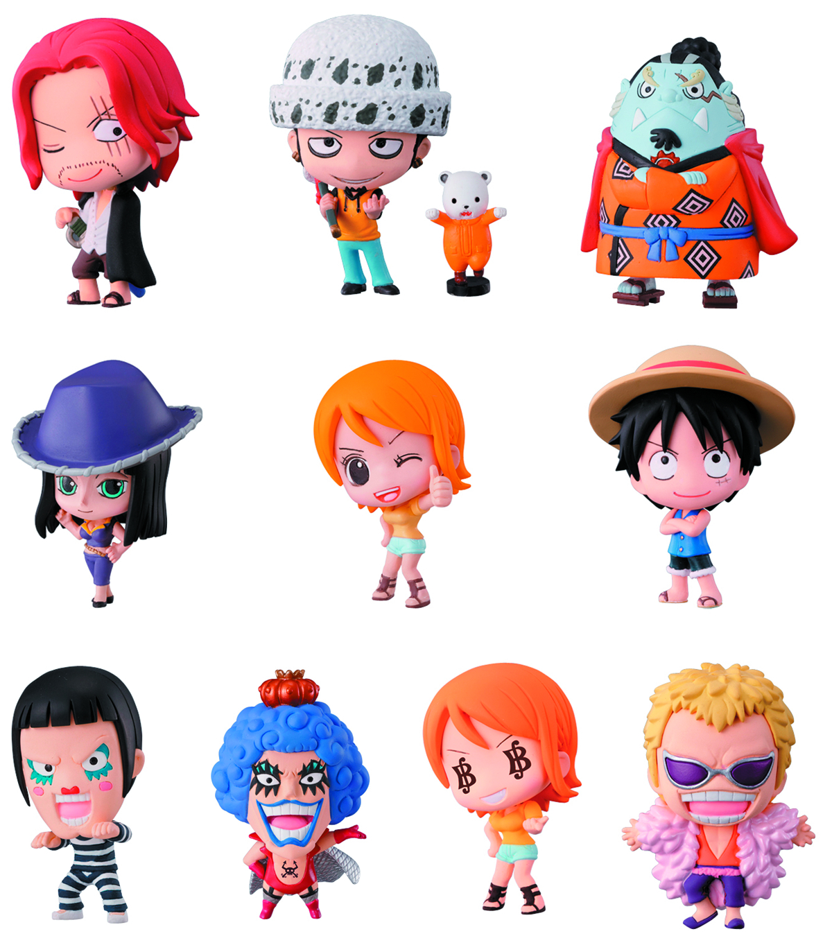 ONE PIECE DMP 10PC BMB DS VOL 02