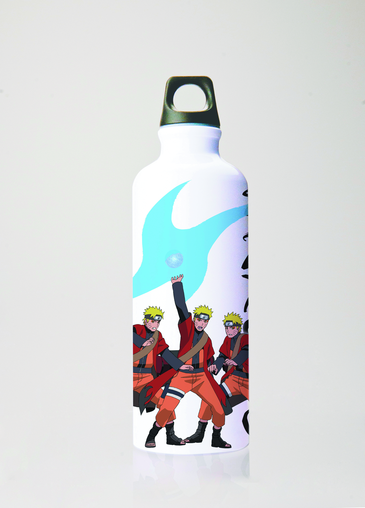 NARUTO THERMAL ALUMINUM BOTTLE