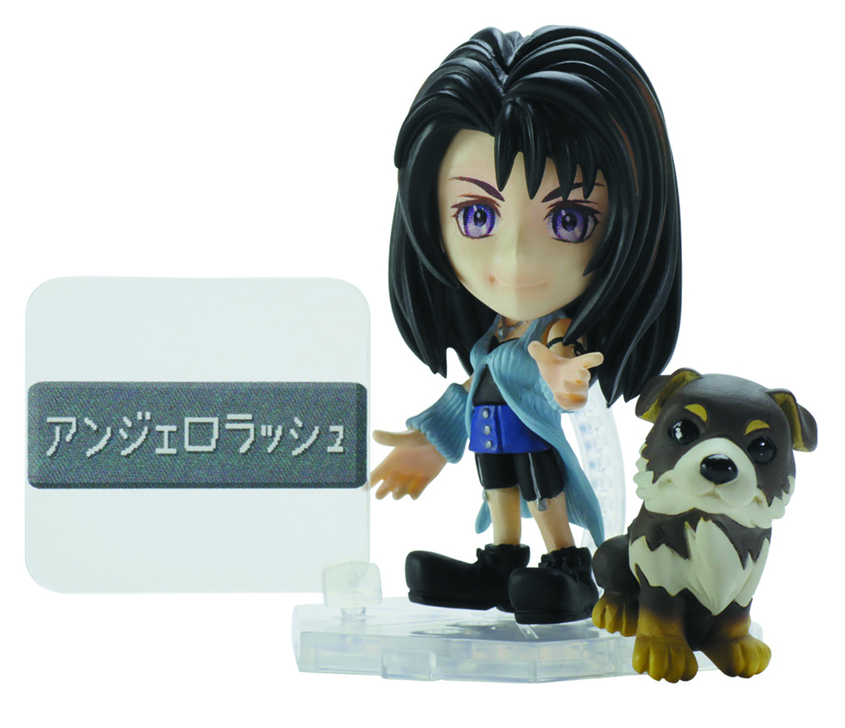 FF TRADING ARTS KAI MINI RINOA FIG