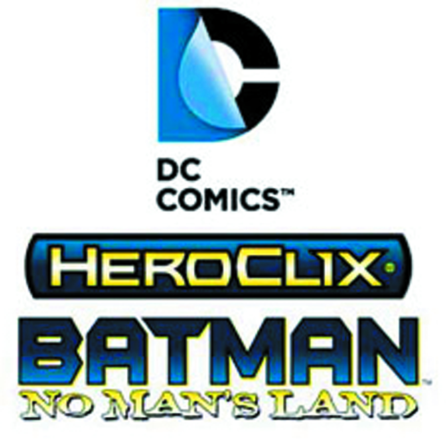 DC HEROCLIX NO MANS LAND MONTH 5 OP KIT