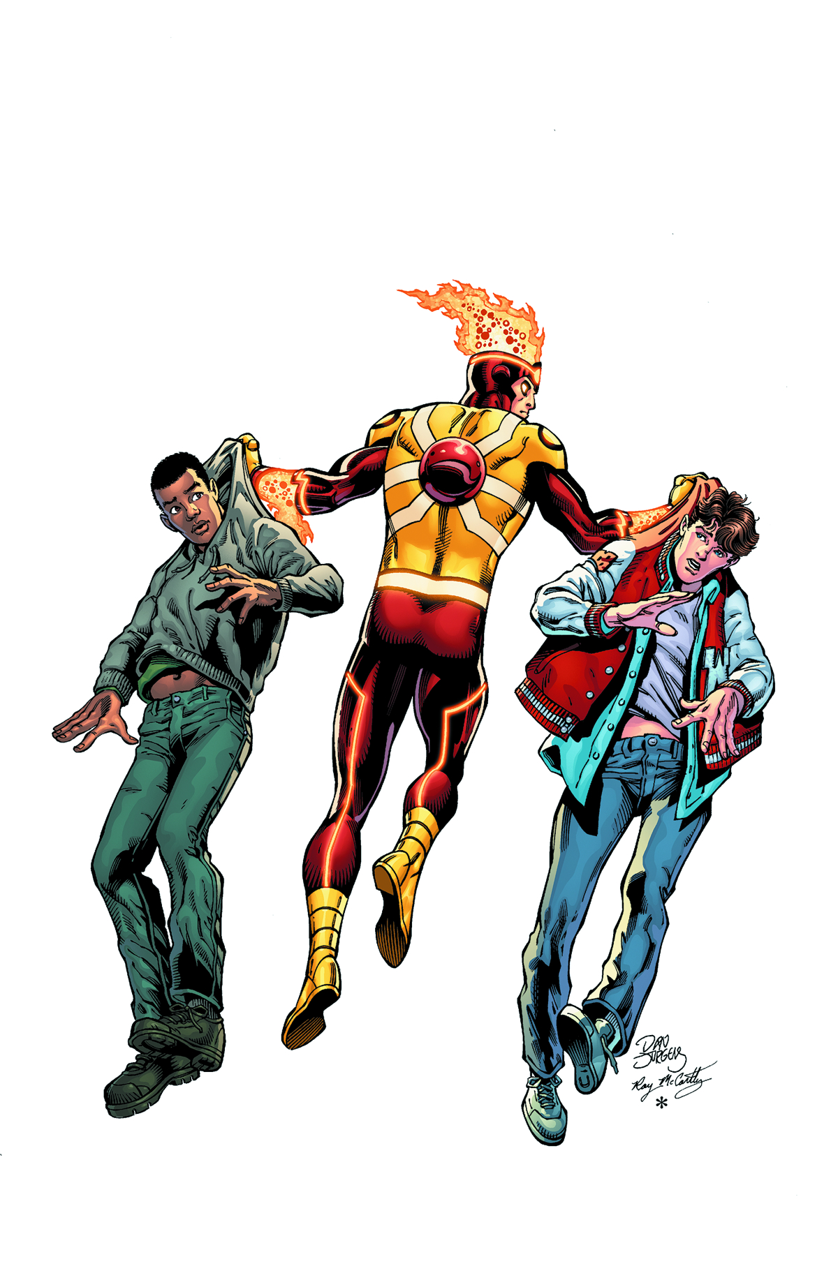 FURY OF FIRESTORM THE NUCLEAR MAN #20