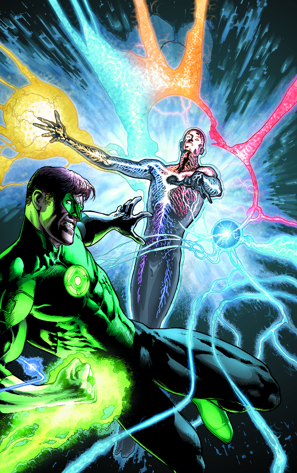 GREEN LANTERN #20 (WRATH)