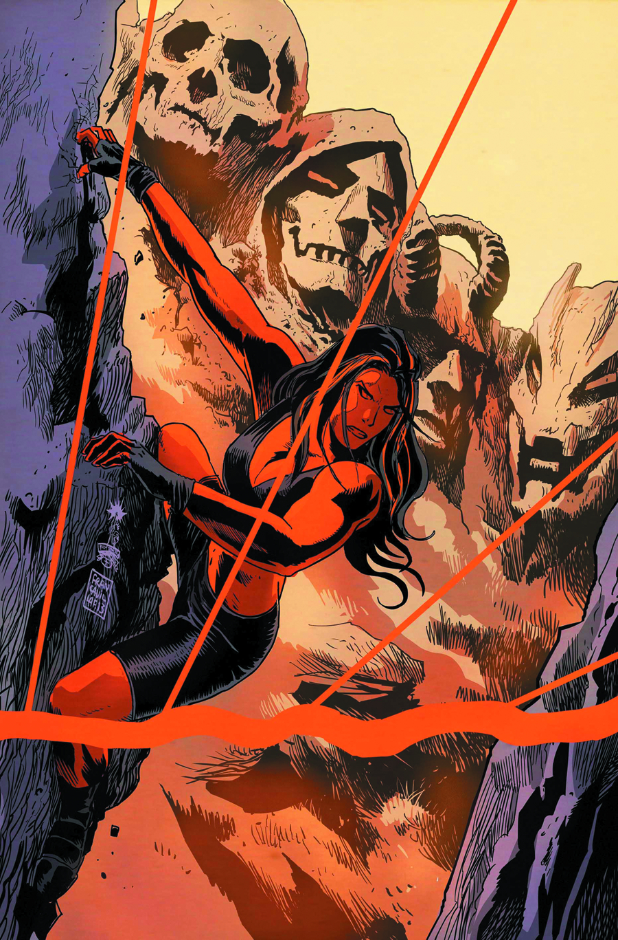 RED SHE-HULK #65 NOW2