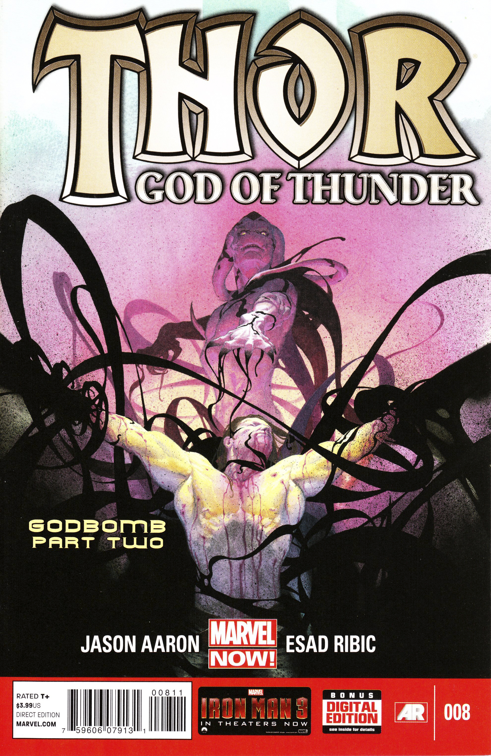 THOR GOD OF THUNDER #8 NOW2
